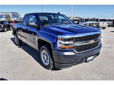 2018 Silverado 1500 Double Cab, Pickup #JZ162719 - photo 3