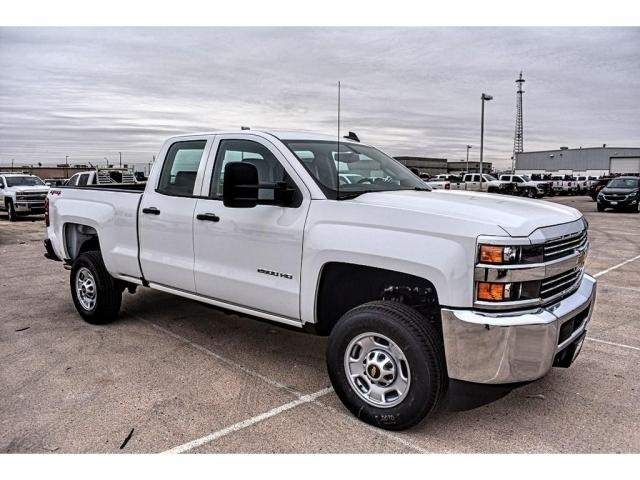 2018 Silverado 2500 Double Cab 4x4, Pickup #JZ174347 - photo 26