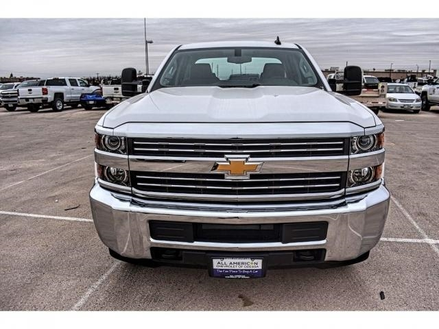 2018 Silverado 2500 Double Cab 4x4, Pickup #JZ174347 - photo 4