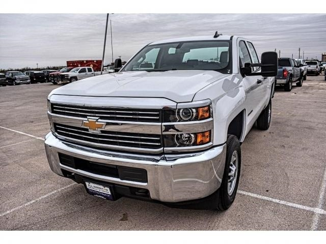 2018 Silverado 2500 Double Cab 4x4, Pickup #JZ174347 - photo 5