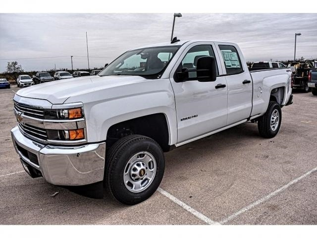 2018 Silverado 2500 Double Cab 4x4, Pickup #JZ174347 - photo 6