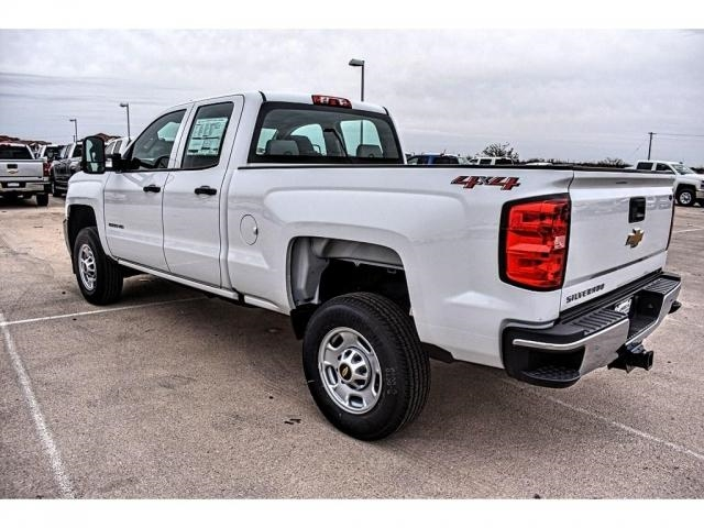 2018 Silverado 2500 Double Cab 4x4, Pickup #JZ174347 - photo 8