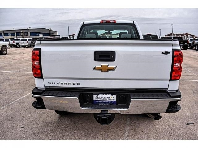 2018 Silverado 2500 Double Cab 4x4, Pickup #JZ174347 - photo 10