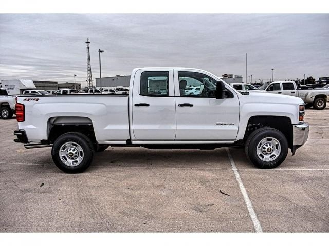 2018 Silverado 2500 Double Cab 4x4, Pickup #JZ174347 - photo 12