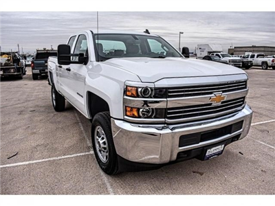 2018 Silverado 2500 Double Cab 4x4, Pickup #JZ174347 - photo 3