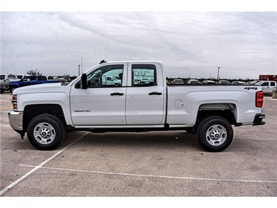 2018 Silverado 2500 Double Cab 4x4, Pickup #JZ174347 - photo 7