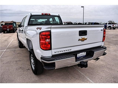 2018 Silverado 2500 Double Cab 4x4, Pickup #JZ174347 - photo 9