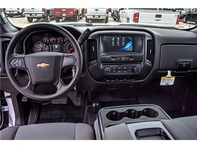2018 Silverado 2500 Double Cab 4x4, Pickup #JZ174347 - photo 17