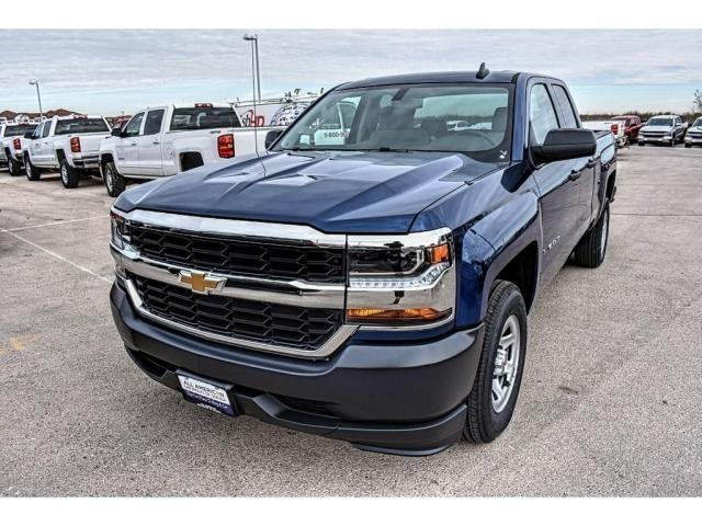 2018 Silverado 1500 Double Cab 4x2,  Pickup #JZ184424 - photo 5