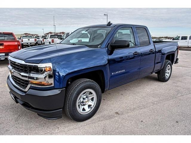 2018 Silverado 1500 Double Cab 4x2,  Pickup #JZ184424 - photo 6