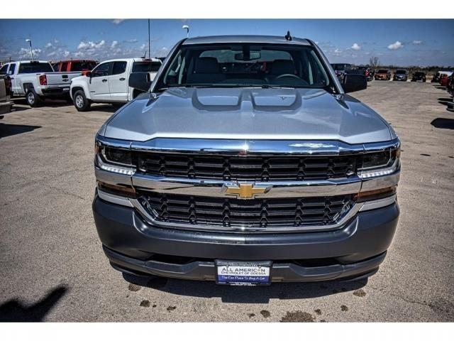2018 Silverado 1500 Double Cab 4x2,  Pickup #JZ200258 - photo 5
