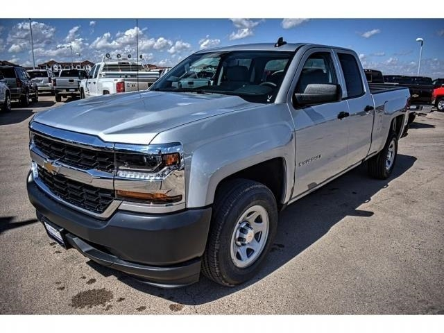 2018 Silverado 1500 Double Cab 4x2,  Pickup #JZ200258 - photo 7