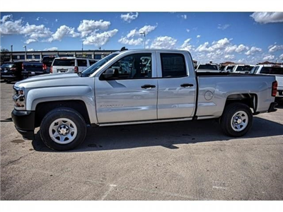 2018 Silverado 1500 Double Cab 4x2,  Pickup #JZ200258 - photo 8