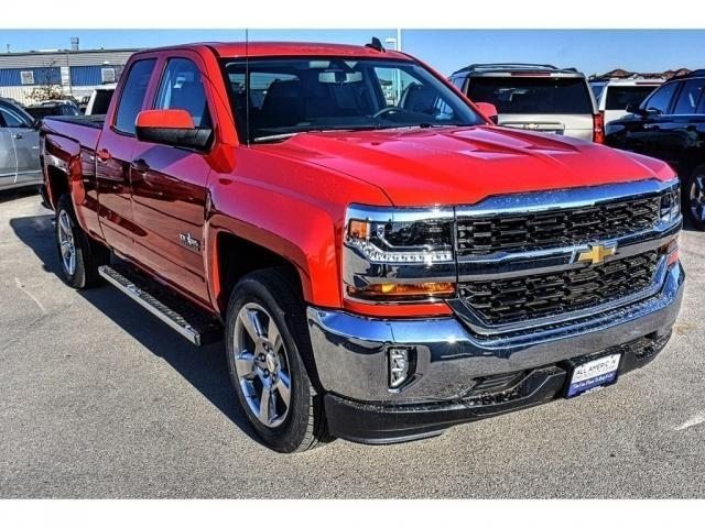 2018 Silverado 1500 Double Cab 4x2,  Pickup #JZ204990 - photo 3