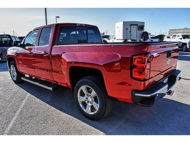 2018 Silverado 1500 Double Cab 4x2,  Pickup #JZ204990 - photo 8