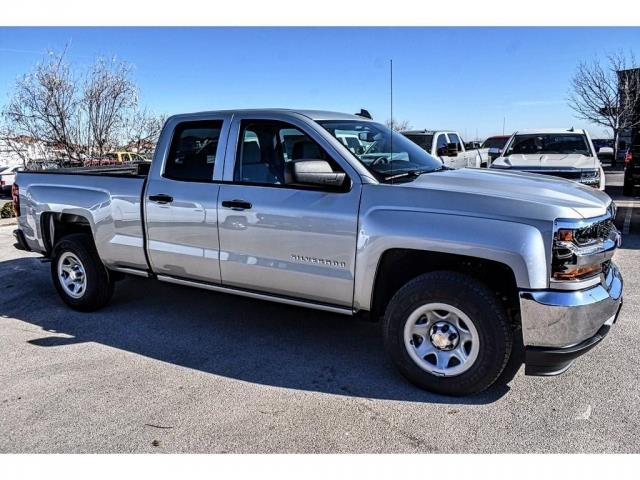 2018 Silverado 1500 Double Cab,  Pickup #JZ219096 - photo 3