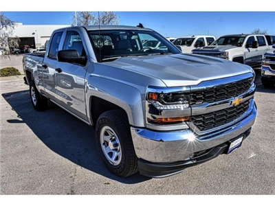 2018 Silverado 1500 Double Cab,  Pickup #JZ219096 - photo 4