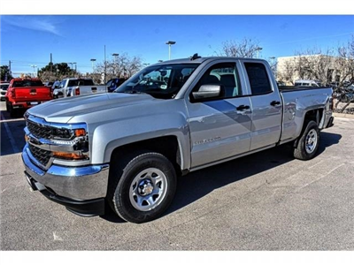 2018 Silverado 1500 Double Cab,  Pickup #JZ219096 - photo 7