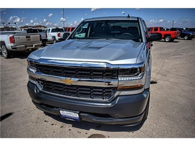 2018 Silverado 1500 Double Cab,  Pickup #JZ258505 - photo 6