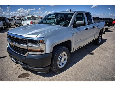 2018 Silverado 1500 Double Cab,  Pickup #JZ258505 - photo 7
