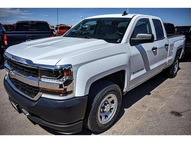 2018 Silverado 1500 Double Cab 4x4, Pickup #JZ261310 - photo 6