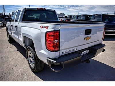 2018 Silverado 1500 Double Cab 4x4, Pickup #JZ261310 - photo 9