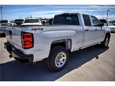 2018 Silverado 1500 Double Cab 4x4, Pickup #JZ261310 - photo 2
