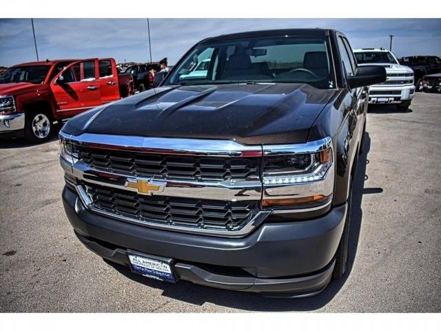 2018 Silverado 1500 Double Cab 4x2,  Pickup #JZ265598 - photo 5