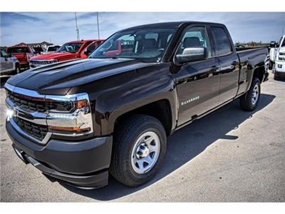 2018 Silverado 1500 Double Cab 4x2,  Pickup #JZ265598 - photo 6