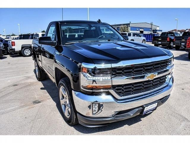 2018 Silverado 1500 Regular Cab 4x2,  Pickup #JZ270227 - photo 3