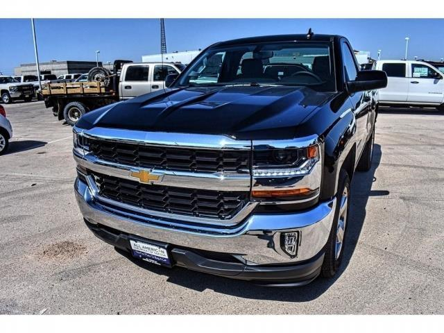 2018 Silverado 1500 Regular Cab 4x2,  Pickup #JZ270227 - photo 5