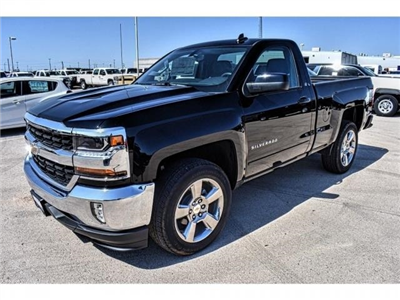 2018 Silverado 1500 Regular Cab 4x2,  Pickup #JZ270227 - photo 6