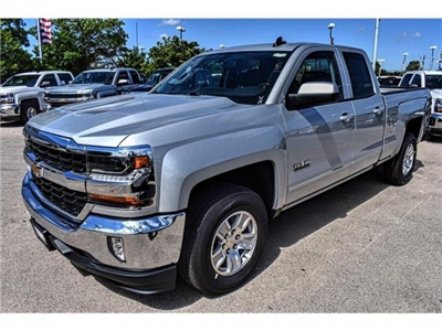 2018 Silverado 1500 Double Cab 4x2,  Pickup #JZ337516 - photo 6