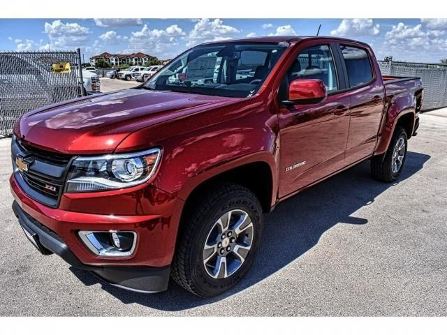 2019 Colorado Crew Cab 4x4,  Pickup #K1104982 - photo 6
