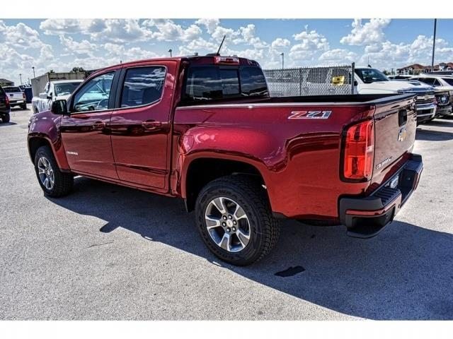 2019 Colorado Crew Cab 4x4,  Pickup #K1104982 - photo 8