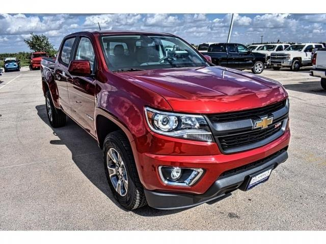 2019 Colorado Crew Cab 4x4,  Pickup #K1115380 - photo 3
