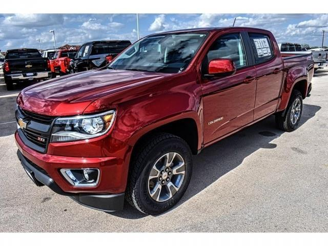 2019 Colorado Crew Cab 4x4,  Pickup #K1115380 - photo 6