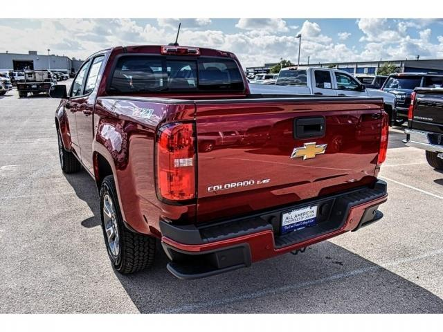 2019 Colorado Crew Cab 4x4,  Pickup #K1115380 - photo 9