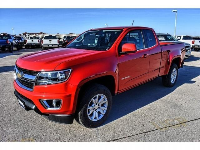 2019 Colorado Extended Cab 4x2,  Pickup #K1126824 - photo 6