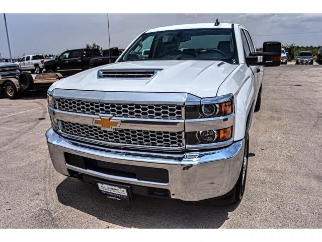 2019 Silverado 2500 Crew Cab 4x4,  Pickup #KF110508 - photo 5
