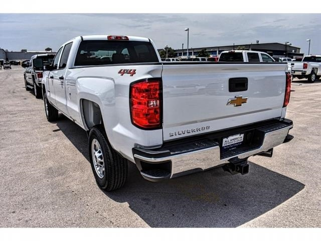 2019 Silverado 2500 Crew Cab 4x4,  Pickup #KF110508 - photo 9