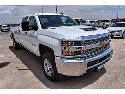 2019 Silverado 2500 Crew Cab 4x4,  Pickup #KF110508 - photo 3