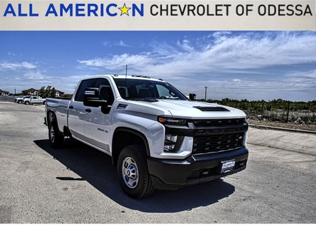 2020 Chevrolet Silverado 2500 Crew Cab 4x4, American Luxury Coach Pickup #LF238048 - photo 1