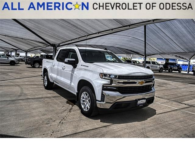 2020 Chevrolet Silverado 1500 Crew Cab 4x2, Pickup #LG390203 - photo 1
