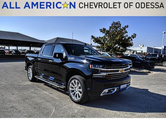 2020 Chevrolet Silverado 1500 Crew Cab 4x4, Pickup #LG414145 - photo 1