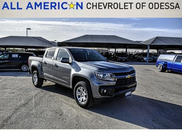 2021 Chevrolet Colorado Crew Cab RWD, Pickup #M1129744 - photo 1
