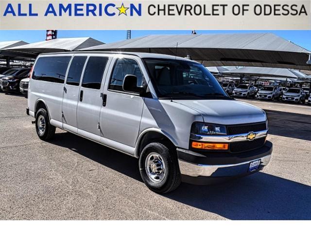 2021 Chevrolet Express 3500 4x2, Passenger Wagon #M1188461 - photo 1