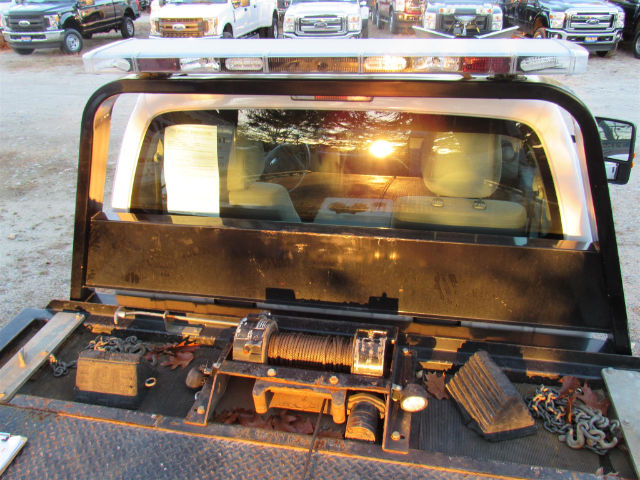 2014 F-550 Regular Cab DRW, Rollback Body #16P407 - photo 9