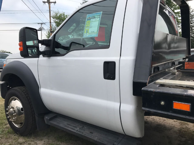 2014 F-550 Regular Cab DRW, Rollback Body #16P407 - photo 16