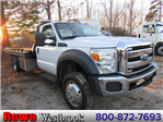2014 F-550 Regular Cab DRW, Rollback Body #16P407 - photo 1